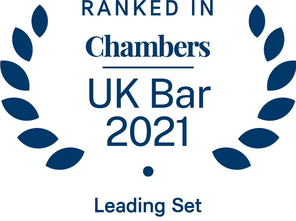 2021 Chambers Leading set