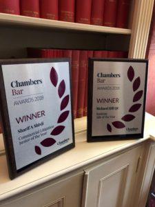 Chambers Bar Awards