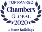 Chambers Global: Top Ranked