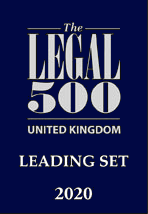 Legal 500 2020: Leading Set